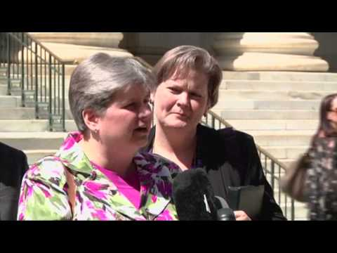 Appellate Court Hears Okla. Gay Marriage Case News Video