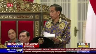 Presiden: Pemerintah Bergantung pada Investasi dan Belanja Negara