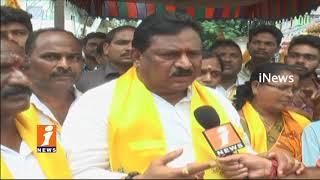 DY CM Nimmakayala Chinarajappa Face To Face On Kakinada Corporation Election Campagin | iNews