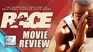 Race- FULL MOVIE | Jason Sudeikis, Stephan James | REVIEW | Bharathi Pradhan