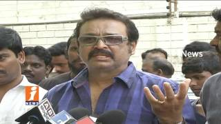 MAA Association Chief Naresh and Shivaji Raja Pays Homage To Director Dasari Narayana Rao | iNews