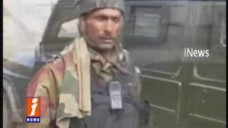 Firing Between Army And Terrorists In Jammu And Kashmir   4 Terrorists Died   iNews