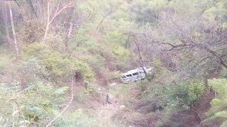 चंडीगढ़-मनाली हाईवे पर पर्यटकों के साथ खौफनाक हादसा 3 की मौत