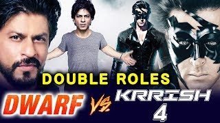 2018 MAHA CLASH - Double Shahrukh Vs Double Hrithik - Box Office