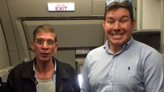British hostage takes selfie with EgyptAir flight hijacker - News Video