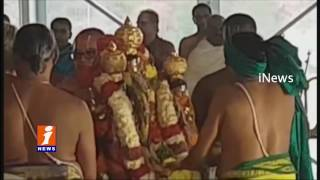 Srivari Kalyana Mahotsavam Rituals Performed  In New Jersey By TTD | iNews