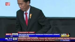 Perusahaan-Perusahaan Indonesia dan Jerman Teken Kesepakatan Investasi