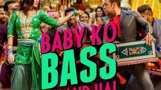 Baby Ko Bass Pasand Hai Sultan Salman Khan Anushka Sharma Vishal Badshah Shalmali