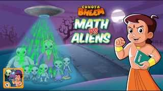 Chhota Bheem Math Vs Aliens