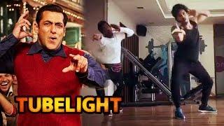 Gurmeet Choudhary DANCES On Salman's Radio Song From Tubelight