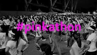 Delhi hosts Pinkathon for breast cancer awareness