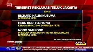 Nama-Nama Tersangka dan Saksi Kasus Reklamasi Teluk Jakarta