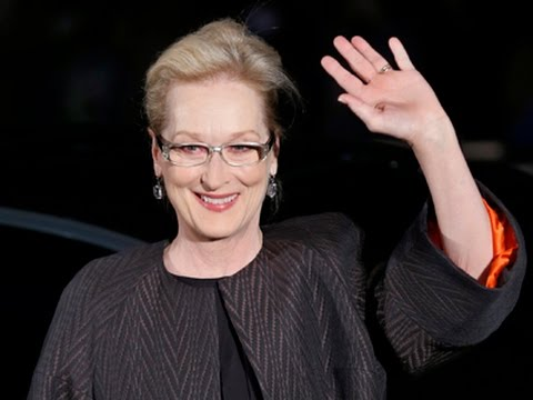 Streep Brings 'Into the Woods' to Japan News Video