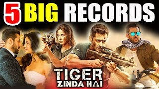 5 Unbreakable Records Created By Salman's Tiger Zinda Hai
