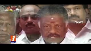 Sasikala Group MLAs May Given Support To Palanisamy? | Idhinijam | iNews