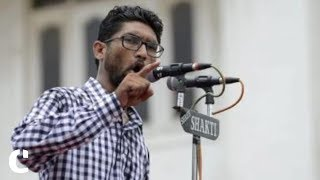 Jignesh Mevani speaks against BJP and Congress
