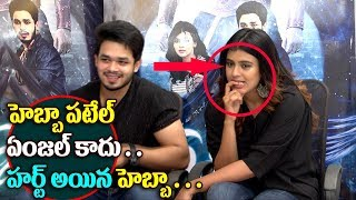 Angel Movie 2017 Diwali Special Interview | Hebah Patel | Naga Anvesh | #Angel | Top Telugu Tv