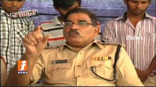 Police Arrests Mobile Snatching Gang In Rajahmundry | Be Careful | iNews