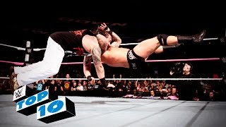 Top 10 SmackDown Moments: WWE Top 10, Oct. 8, 2015