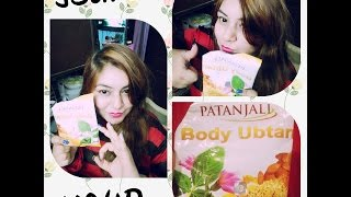 Patanjali Body Ubtan Review in Hindi | Demo | Easy & Affordable | Best Way to Use | Jsuper Kaur