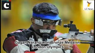 Gagan Narang- The inspirational journey of the Olympic medalist of India