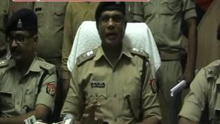 मेरठ पुलिस ने 8 मोबाइल चोरो को गिरफ्तार किया
