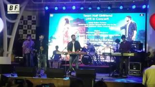 Phir Bhi Tum Ko Chahunga  Song Live Performance By Mithoon | Half Girlfriend Live Concert