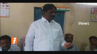 TRS MLA Solipteta Ramalinga Reddy Starts Mana Telangana Mana Vyavasayam Program | Siddipet | iNews