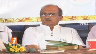 Projects Redesigns For Contractors in Telangana | TJAC Kodandaram | iNews