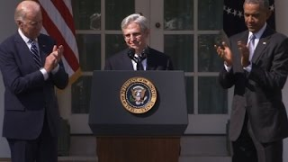 High Court Nominee Pledges Faith to Constitution News Video