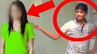 Kid Teasing Hot Girls Social Experiment n Prank in India