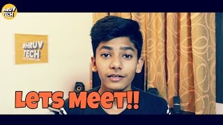 Delhi meetup on 4- DEC-2016 with Star Guruji , Being Desi , Prince Chandra!!