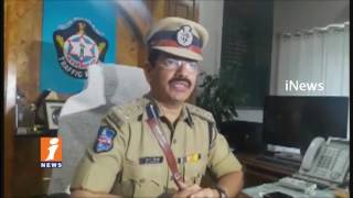 Dr. V Ravinder Takes Charge As Hyderabad City Traffic Joint Commissioner Of Police | iNews