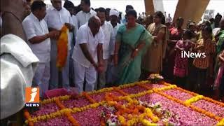Minister Jogu Ramanna Participate Komaram Bheem death anniversary In Jodeghat | iNews