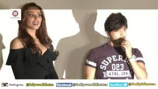 Himesh Reshammiya & Iulia Vantur At Launch Of Song Every Night And Day   2