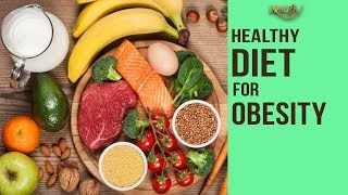 Healthy Diet For Obesity | Dr. Shehzad Ali