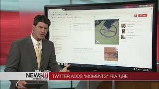 Twitter debuts 'Moments' feature