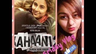 Kahaani 2 review | Friday Vlog | Fun Vlog | JSuper Kaur