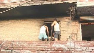 फैक्टरी में लगी आग, जिंदा जले मां-बेटा