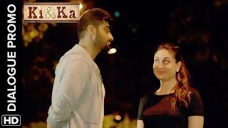 Arjun's Dharmendra side! - Ki & Ka - Dialogue Promo