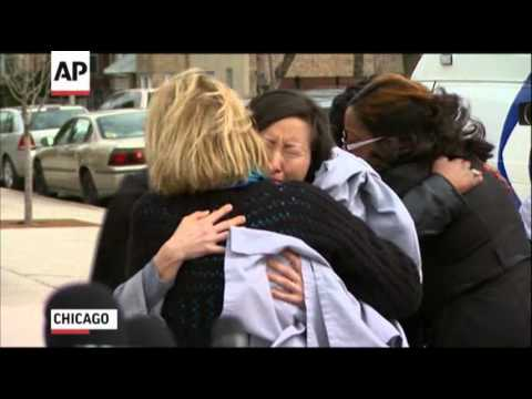 Colleagues Mourn Death of Doctors in Afghanistan News Video