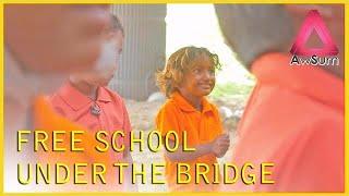 Free School Under The Bridge (AwSum Heroes) @ awSumit