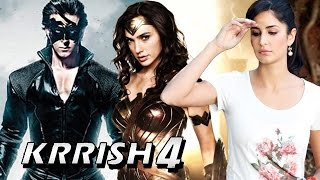 Krrish & Wonder Woman To Come Together, Katrina's Driver SLAPS A Fan