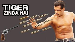 10000 Bullets Fired On Salman Khan In Tiger Zinda Hai
