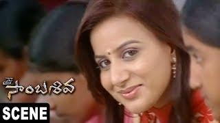 Arjun Makes Promise On His Sister | Pooja Gandhi Superb Comedy With Arjun || Jai Sambha Shiva Scene