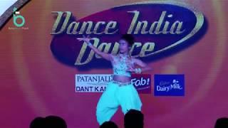 Swetha Warrier Full Dance Performance - Dance India Dance Season 6