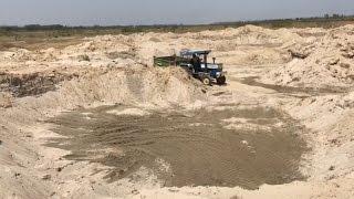 स्वां नदी के सीने पर जेसीबी का अवैध पंजा