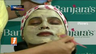 Beauty Parlours Summer Special Facial And Skin Care In Hyderabad   Metro Colours   iNews