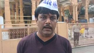 'Congress will win all the seats in Gujarat' - Chirag Patel, Congress Supporter
