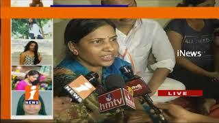 Inter Girl Chandini Jain Parents Talk About Her Boy Friend Sai Kiran | Mother Cries | iNews